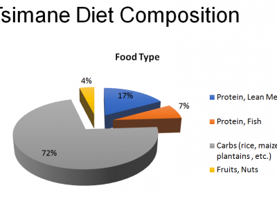 Tsimane Diet Composition